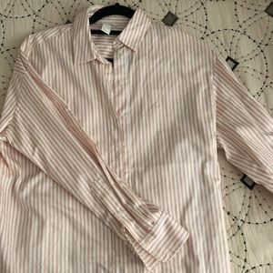 H&M women's dress shirt